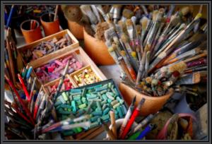 Ateliers ouverts GASPART artistes et créateurs en Charente-Maritime