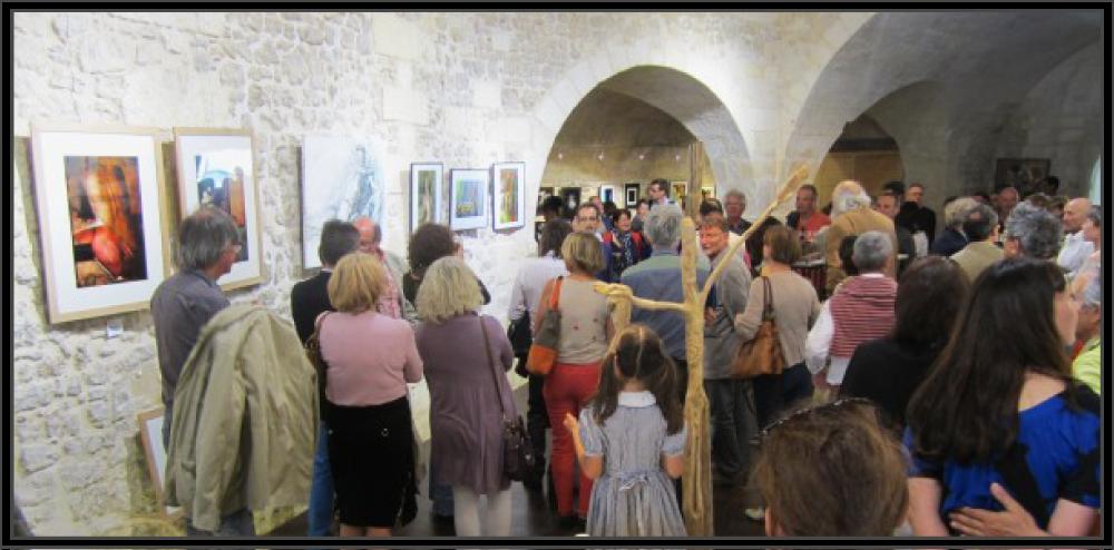 Exposition GASPART artistes et créateurs en Charente-Maritime