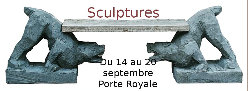 Sculpture GASPART artistes et créateurs en Charente-Maritime