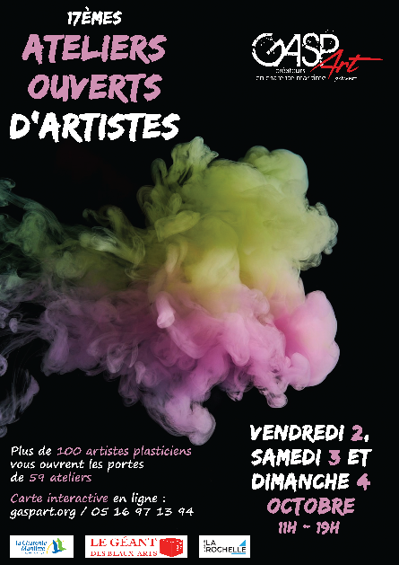 Ateliers Ouverts Artistes Gaspart