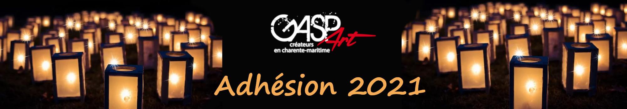 adhesion asso gaspart 17